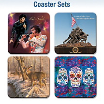 Choose Your Favorite Coaster Set