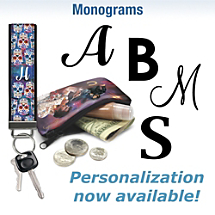 Choose Your Monogram Accessory