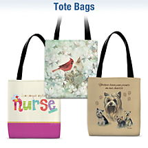 Choose Your Favorite Tote Bag