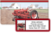 Farmall Bonus Buy