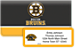 Boston Bruins - National Hockey League Bonus Buy