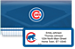 Chicago Cubs - Major League Baseball Bonus Buy