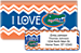 I Love Gators Chevron Bonus Buy